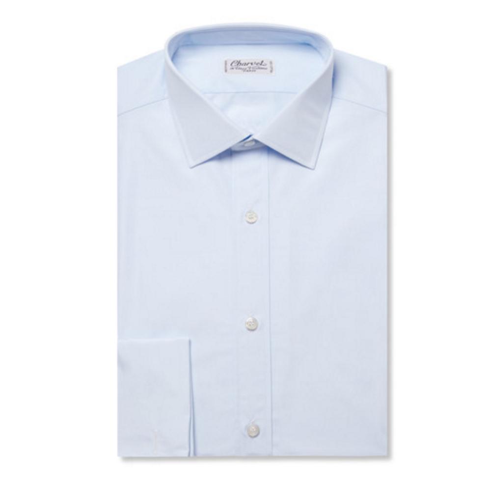 Charvet Shirt, $495