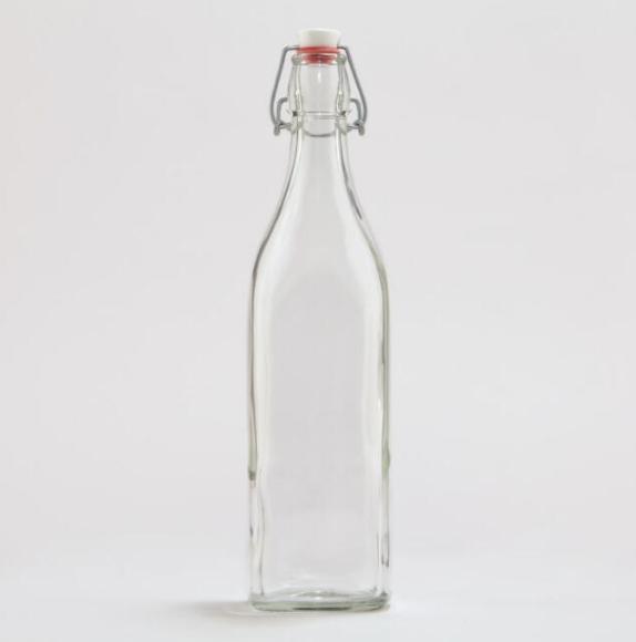 Bottles for Juice, $6