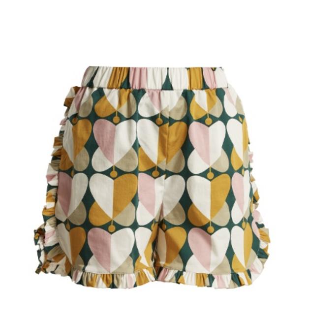 La Double J Shorts, $197