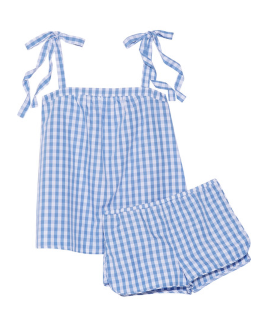 Three J Pajama Set, $120