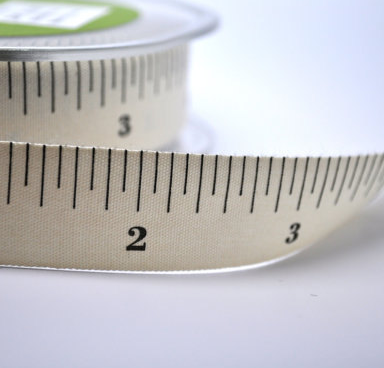 Ruler Hair Ribbon, $4.95.
