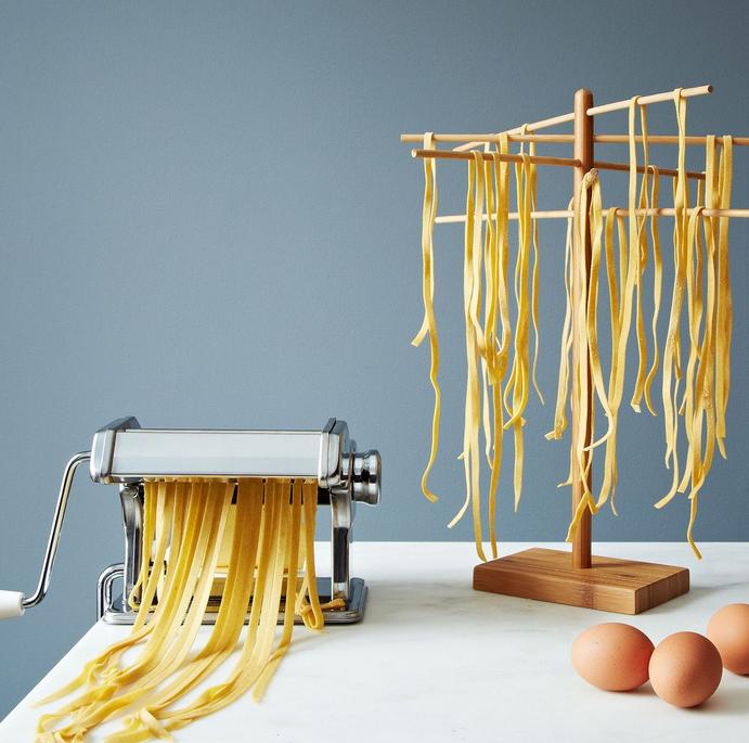 Pasta Machine and Drying Rack, $52,  FOOD52.