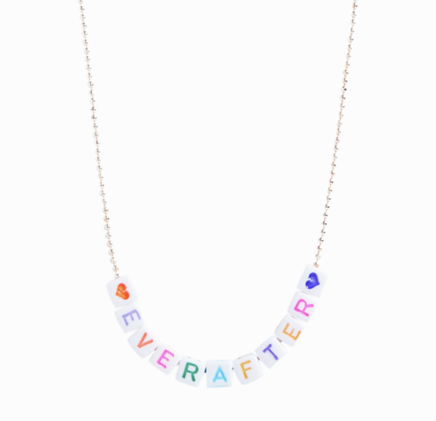 Ever After Necklace, $25
