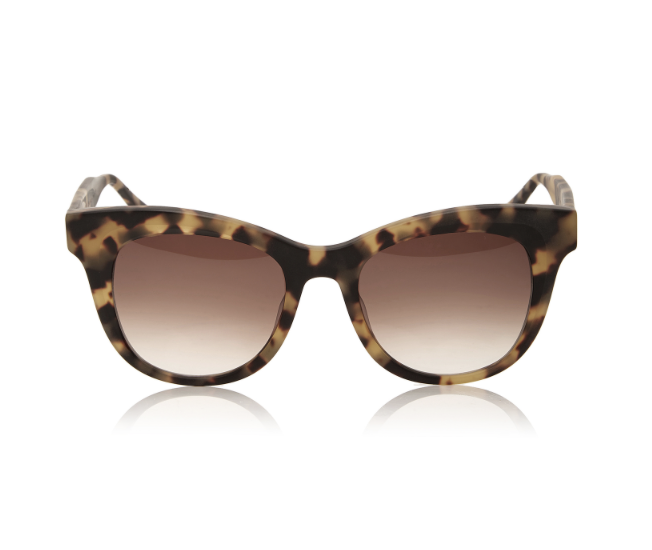Linda Farrow Sunglasses, $540