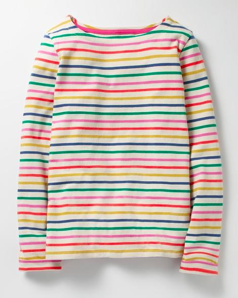 Boden Striped T, $26.