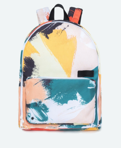 State Backpack, $85.