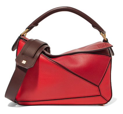 Loewe Puzzle Bag available at  Net-a-Porter, $2350.