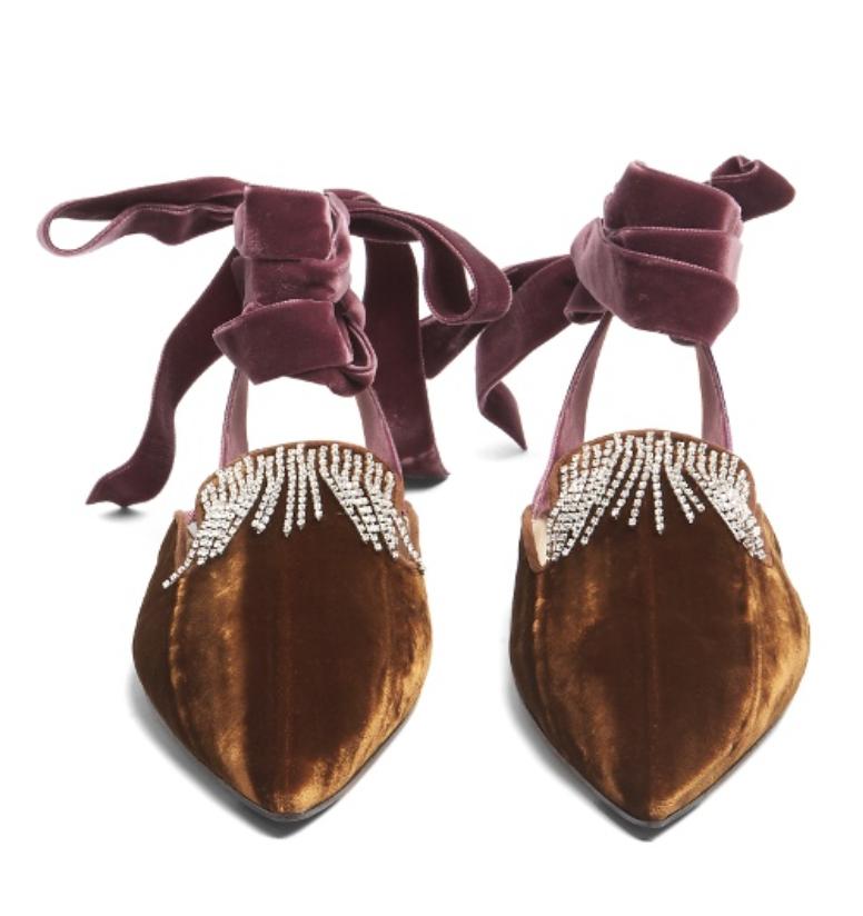 Attico Loafers, $780