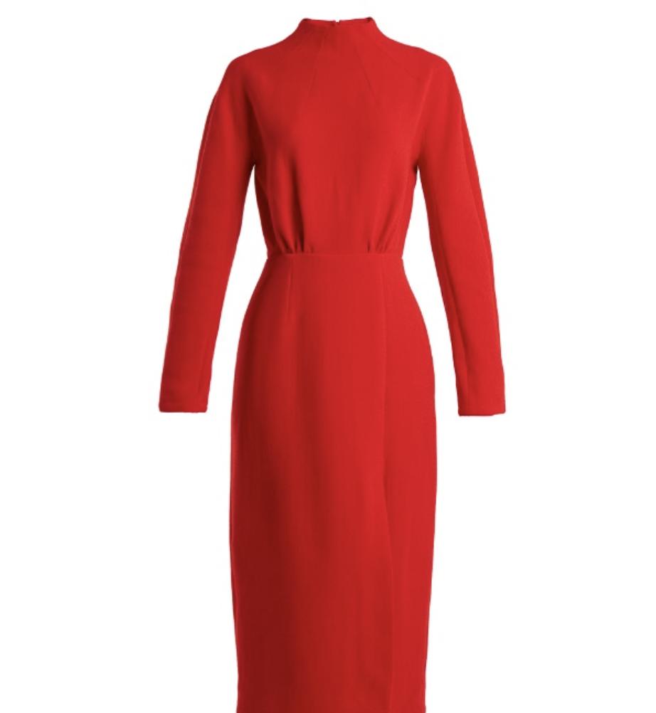 Emilia Wickstead Dress, $1795