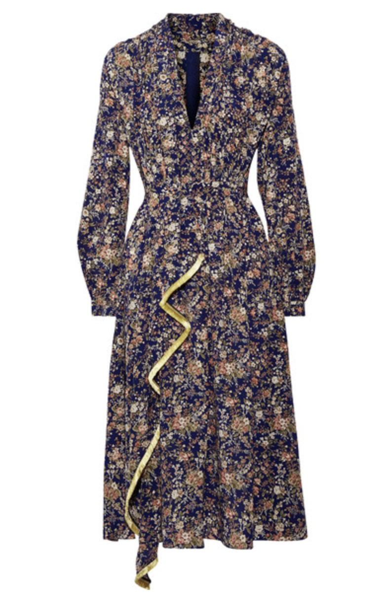 Adam Lippes Dress, $1250