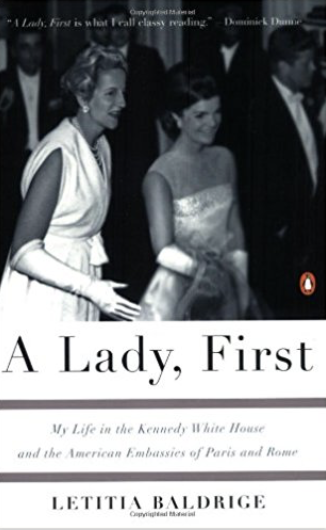 A Lady First by Leticia Baldridge