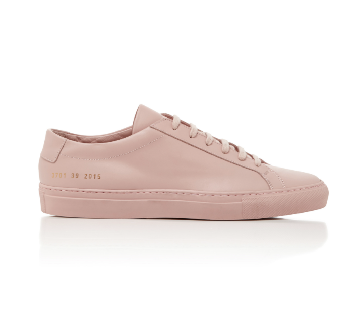 Common Projects Sneakers, $410