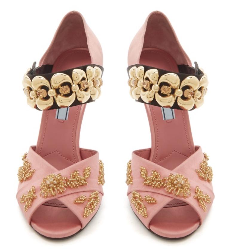 Prada Heels, $1270