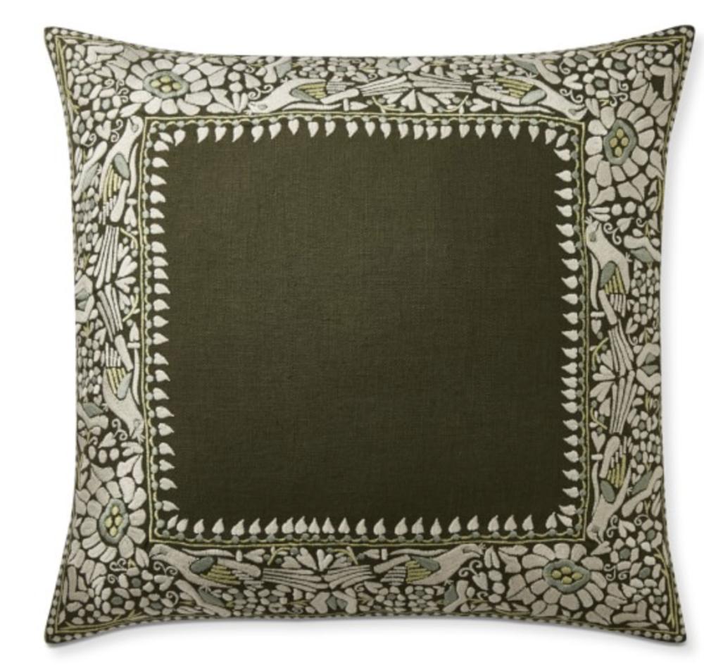 William Sonoma Pillow, $149