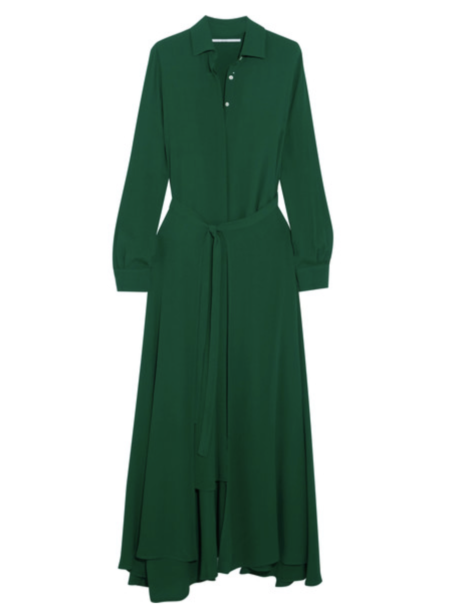Rosetta Getty Maxi Dress, $850