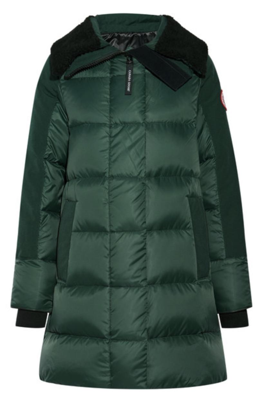 Canada Goose Jacket, $1095