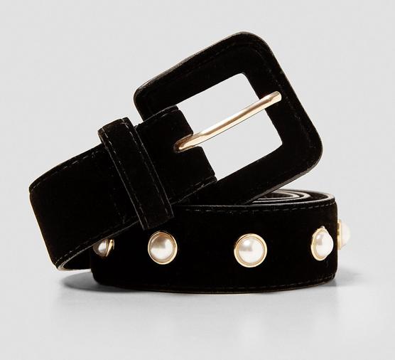 Velvet Belt, $25.9
