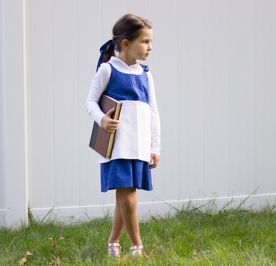 Belle village dress @primarydotcom