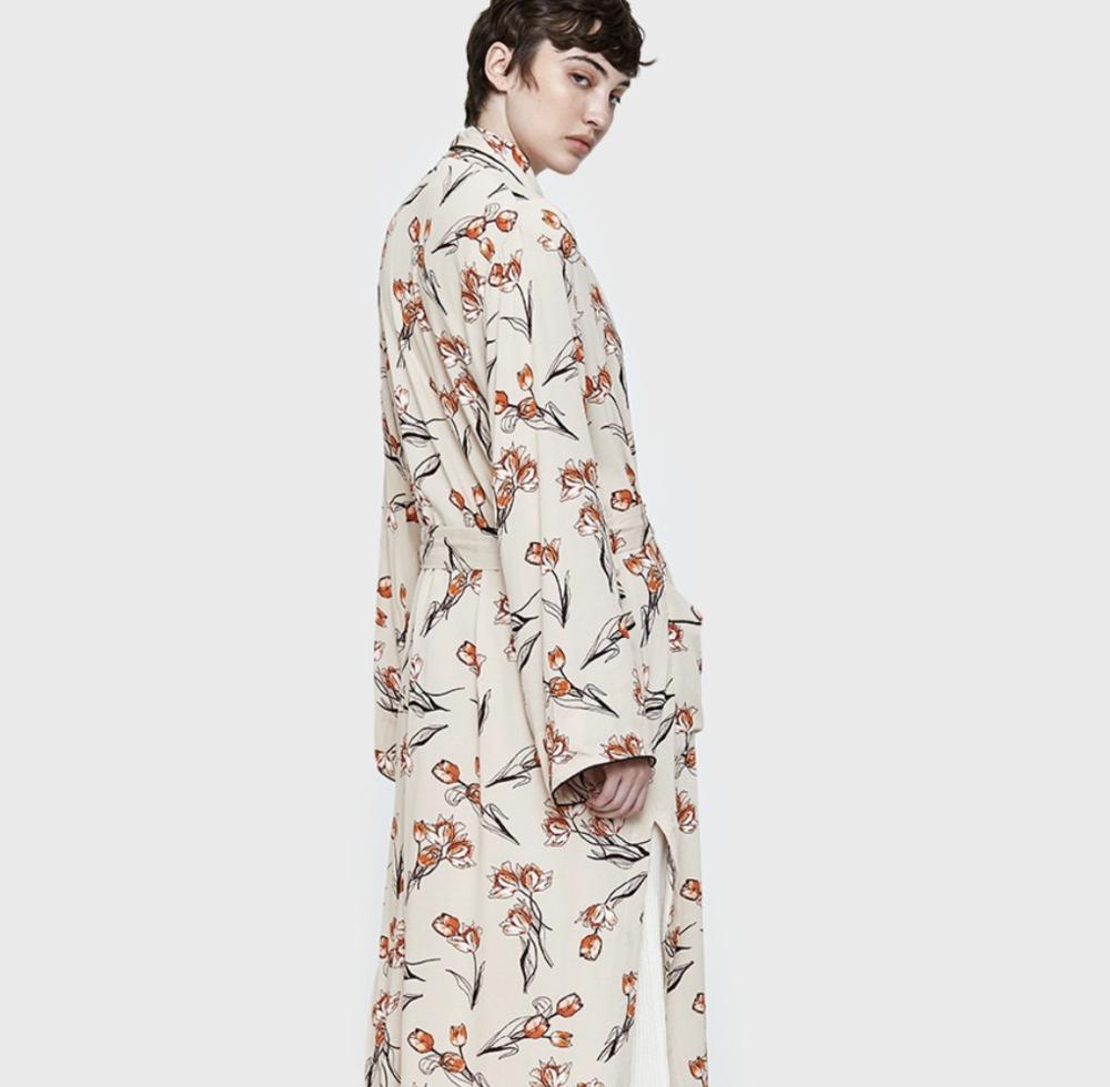 Farrow Kimono, $98