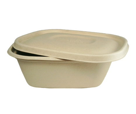 Compostable To-Go Boxes, 400/$87.