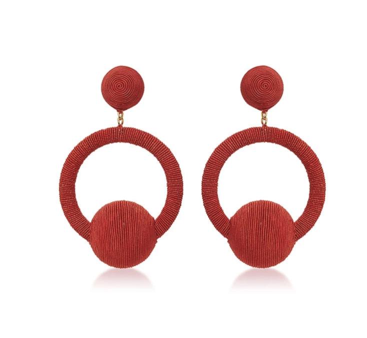 Rebecca de Ravenel Earrings, $345