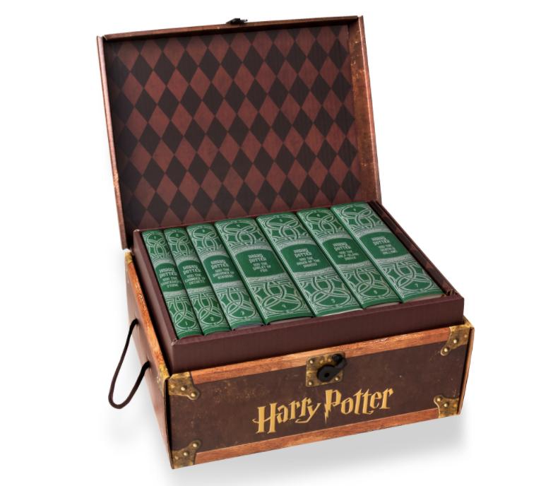 Harry Potter Trunk Set, $275