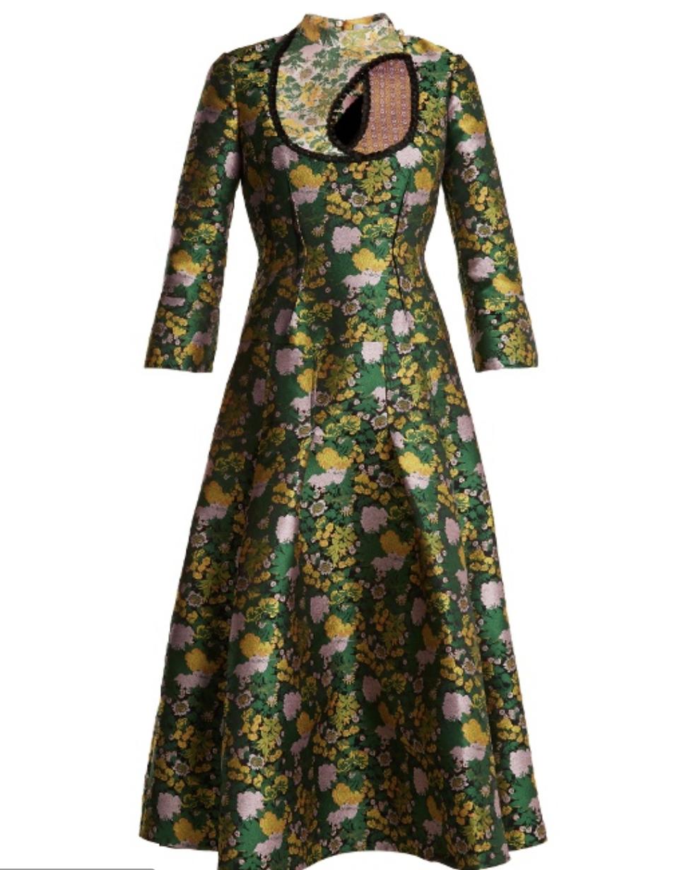 Erdem Dress, $3431
