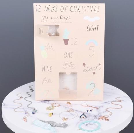 Lisa Angel Adevnt Calendar, $55.
