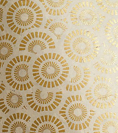 Gold Circles, $6.95/sheet.