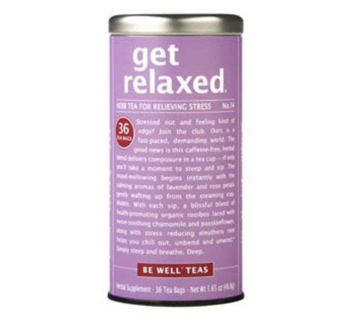 Get Relaxed Tea, $11