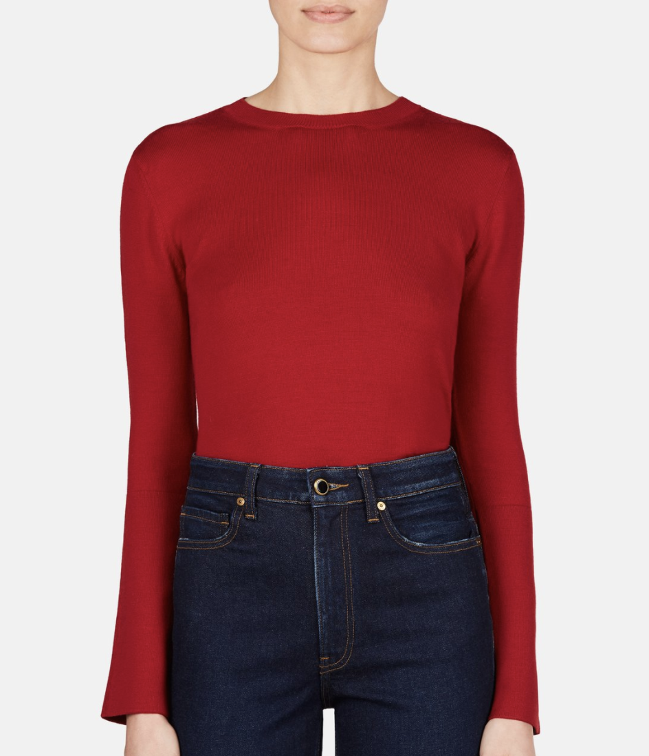 Khaite Sweater, $650 now $331