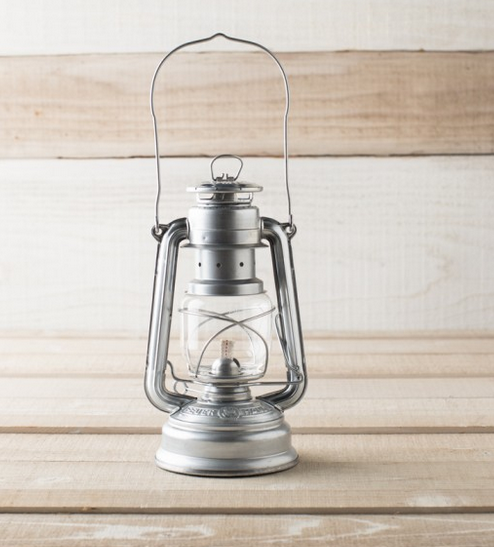 Kerosene Lantern, $30.