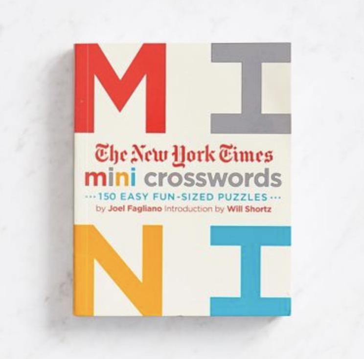 NY Times Mini Crossword, $10