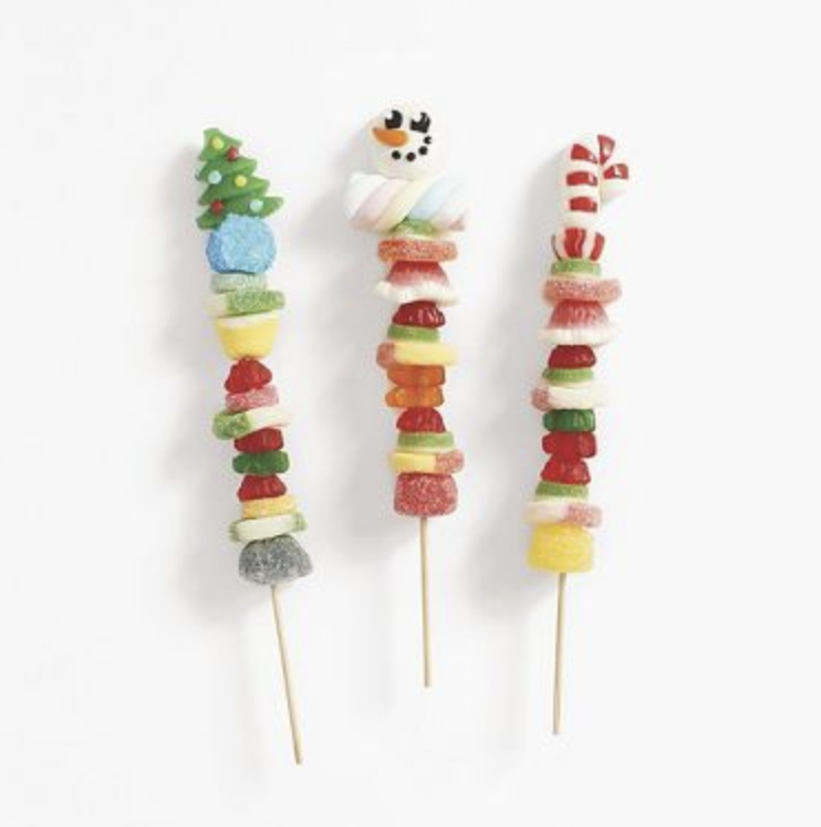 Candy Kabobs, $5