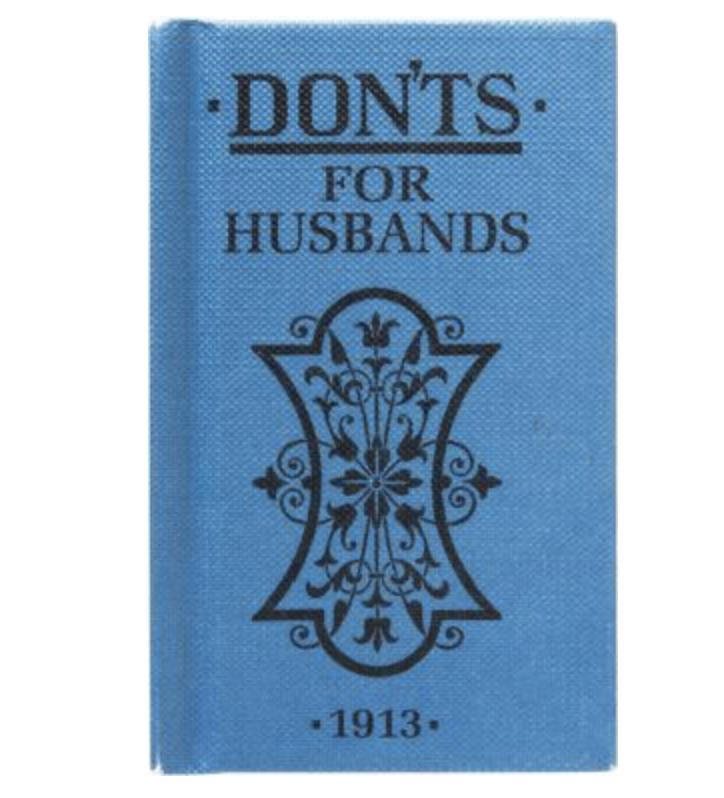 Don't for Husbands, $6