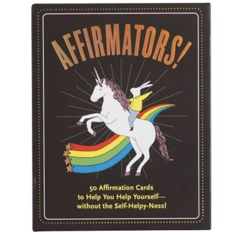 Affirmators, $15