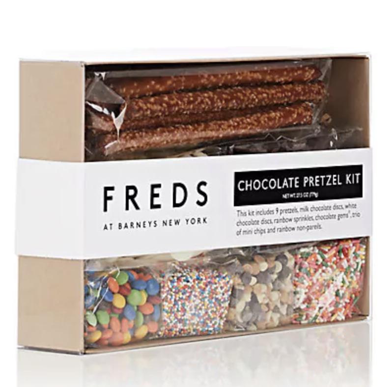 Chocolate Pretzel Kit, $32
