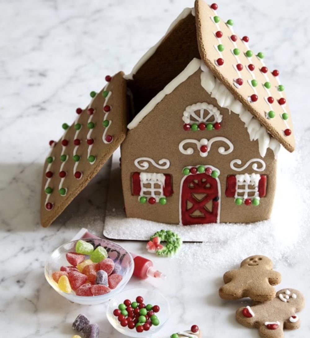 Gingerbread House Kit, $24