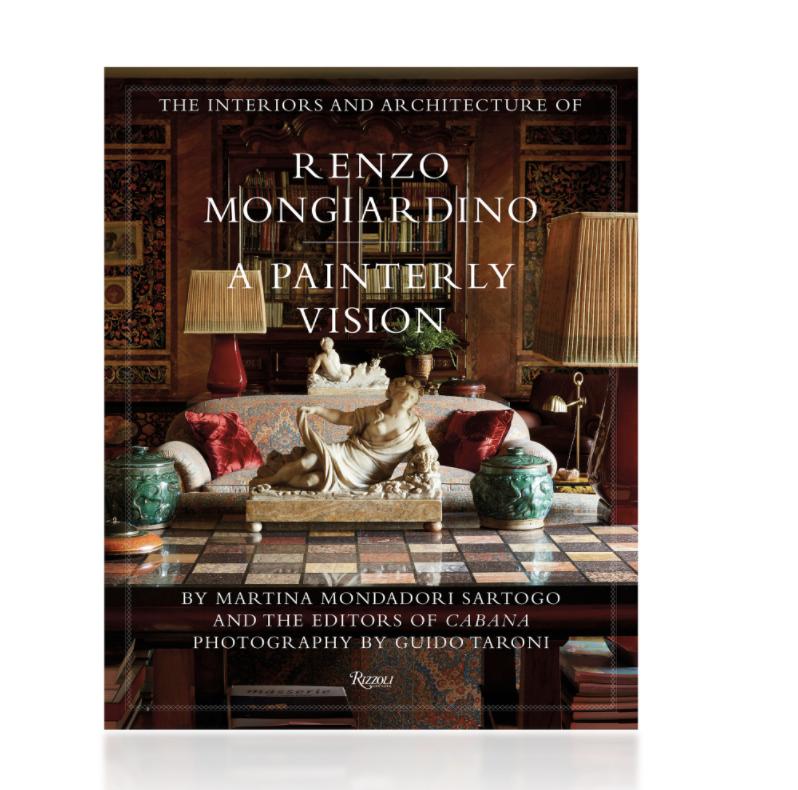 Mongiardino by Rizzoli, $75