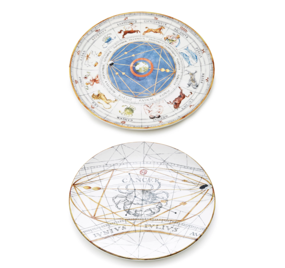 Laboratorio Paravicini Plate Set, $150