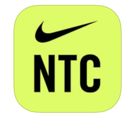 Nike Training Club-Fitness Plans