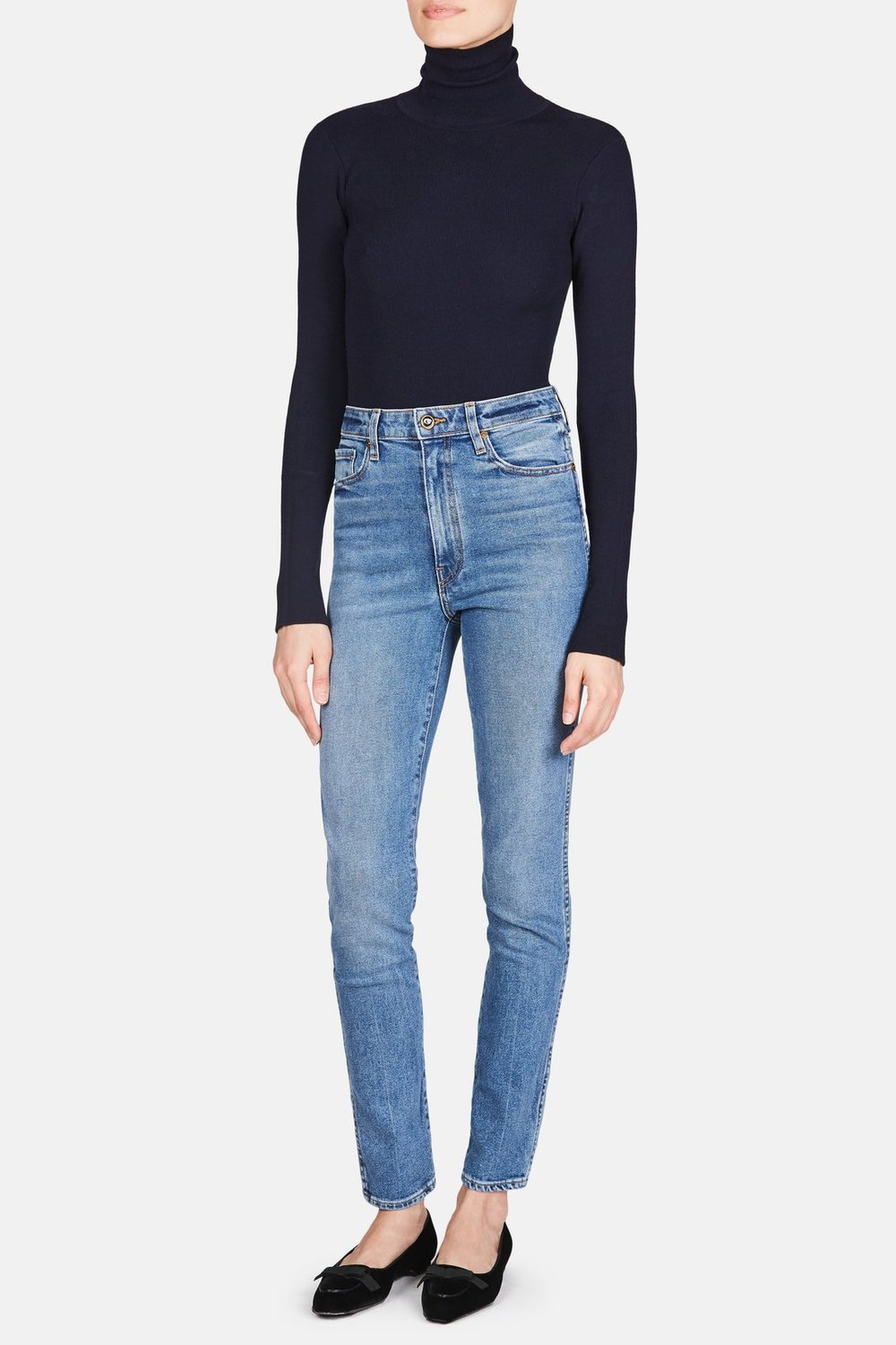Khaite Turtleneck, Was $595 - Now $238
