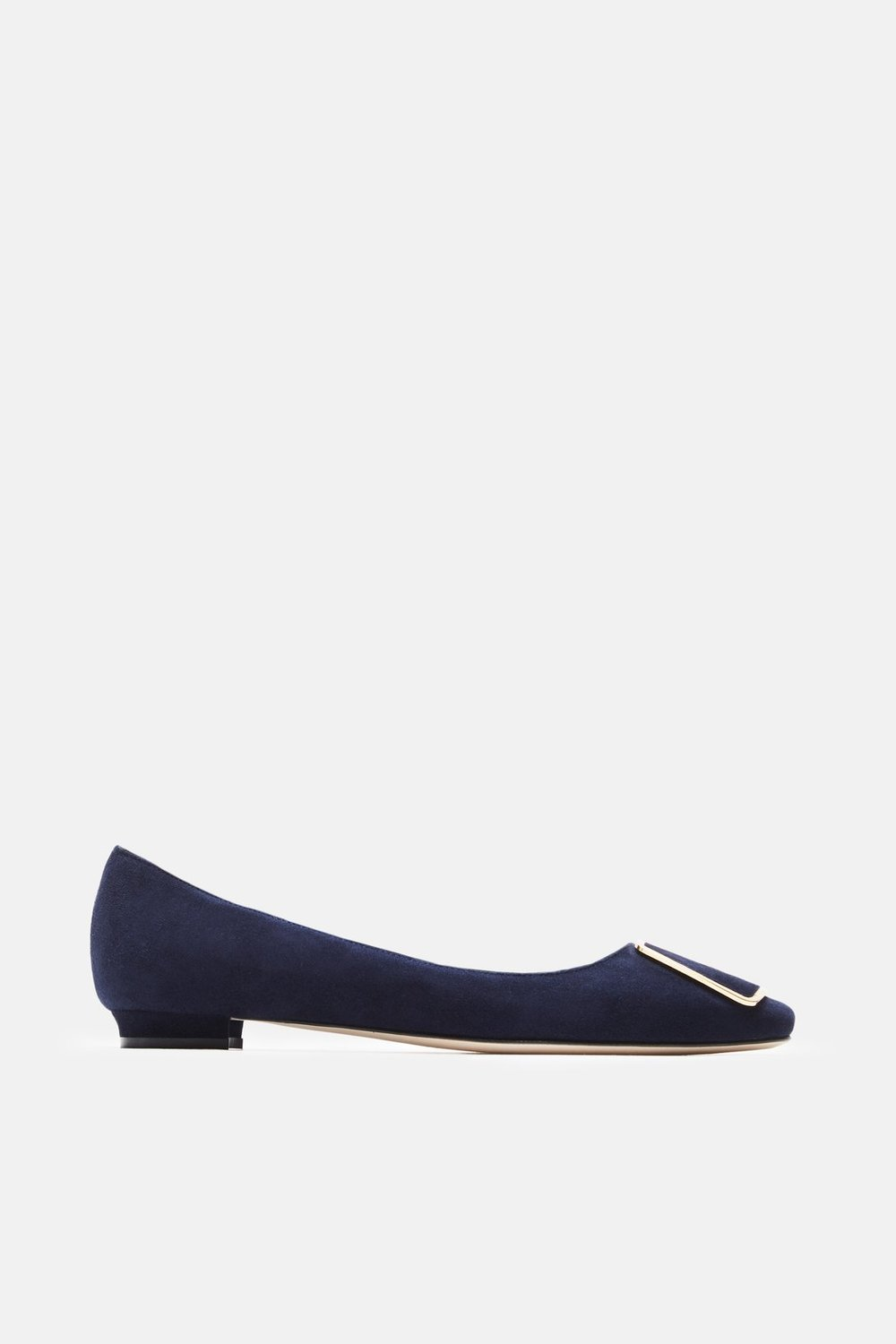 Manolo Blahnik Flats, Was $735 - Now $221