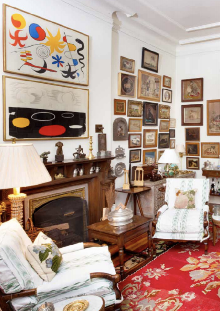 Lauren Bacall's Apartment