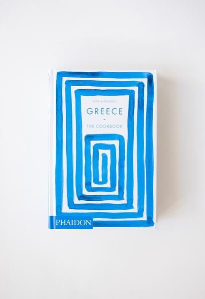 Greece The Cookbook, $50