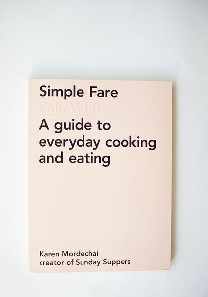 Simple Fair Cookbook, $35