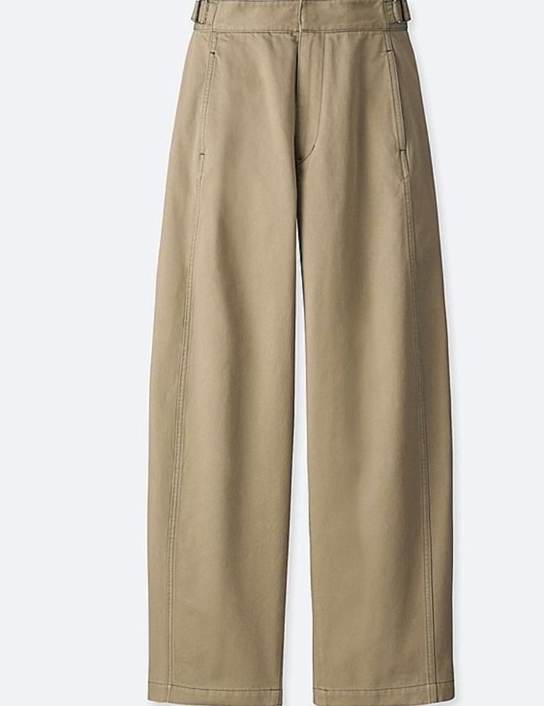 Wide Pants, $40