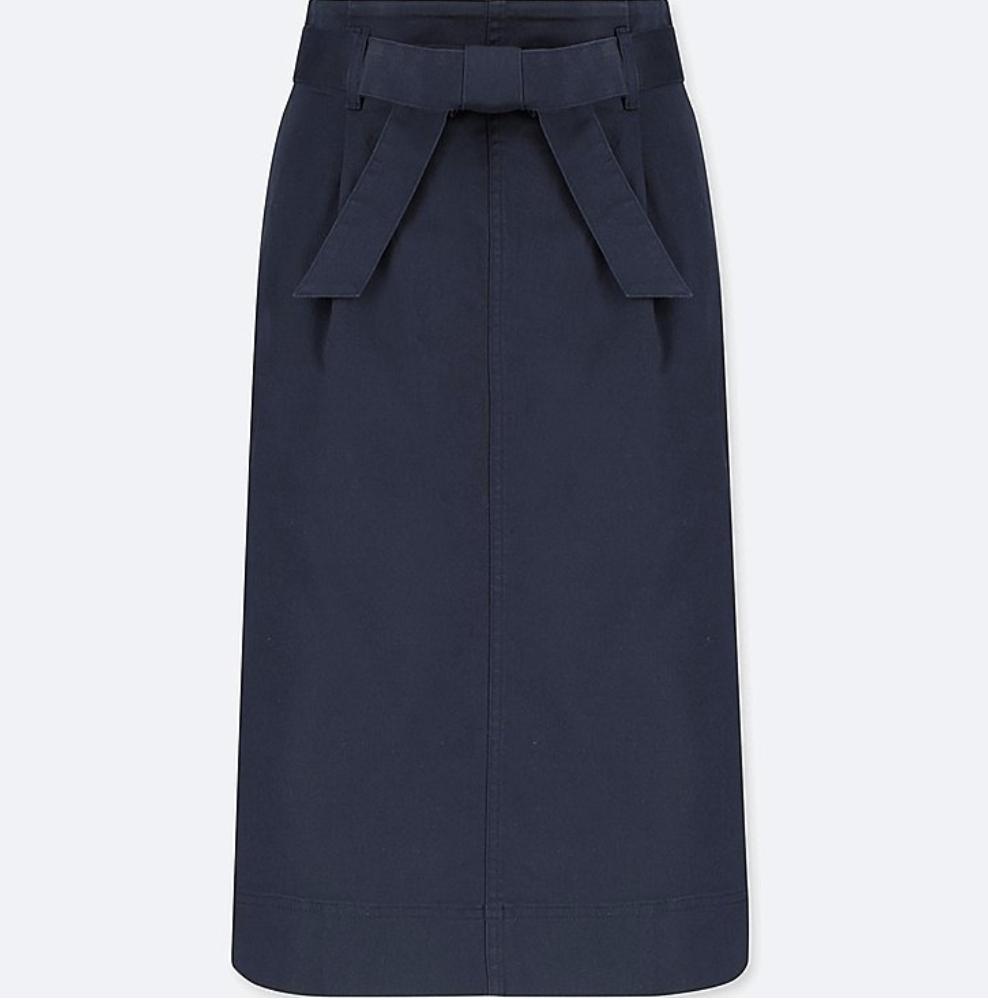 Belted Skirt, $30
