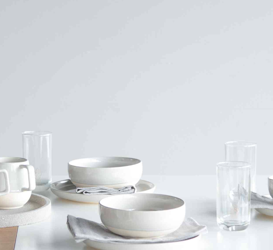 Dinnerware, Starting at $3