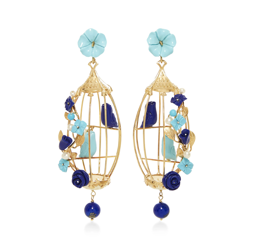 Of Rare Origin Earrings, $1850